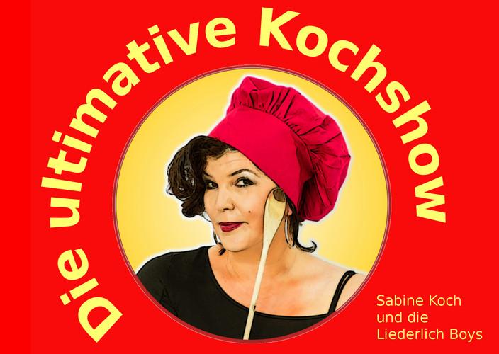 Kochshow logo  Theater Lempenfieber, Berkersheim Frankfurt am Main